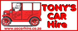 SA Car Hire